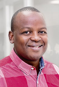 Darius Mwania